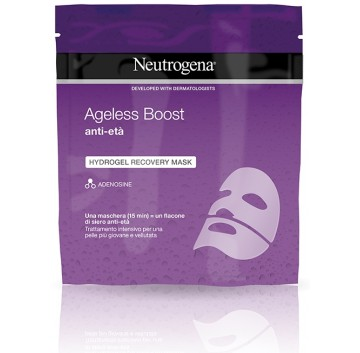 Neutrogena Hydrogel Recovery Mask Maschera Anti-Eta' 30 ml