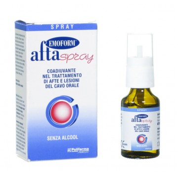 Aftaspray Emoform 15 ml