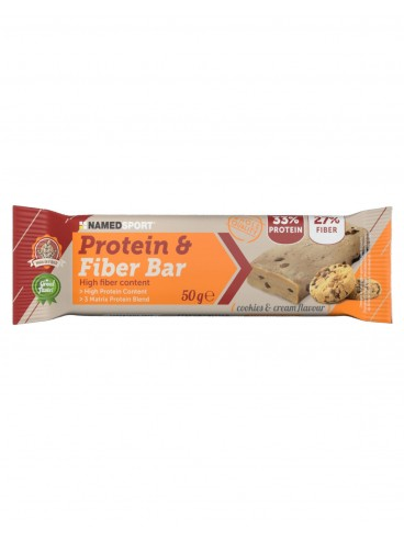 Protein&fiber Bar Lemon Quark 50g