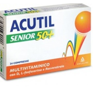 ACUTIL SENIOR 50+ 24CPR