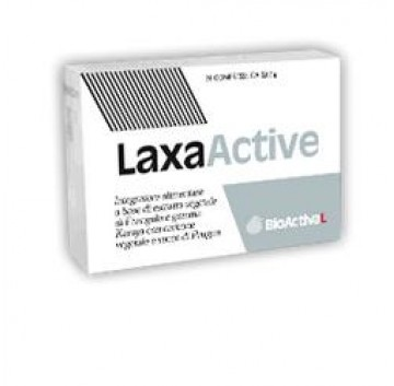 LAXAACTIVE*INT DIET 24CPR