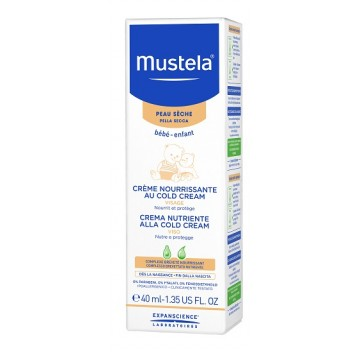 Mustela Crema Nutriente Cold Cream 40 ml