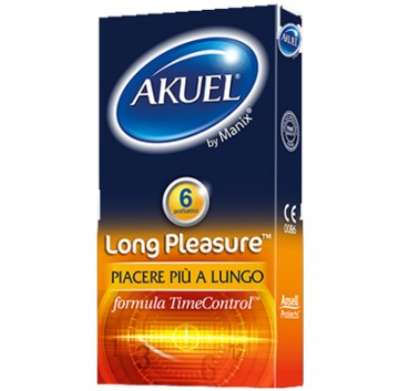 AKUEL BY MANIX LONG PLEASUR 6P