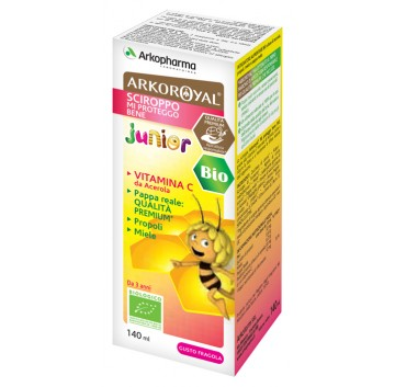 Arkoroyal Concentrato Fluido Mi Proteggo bene Junior 140 ml