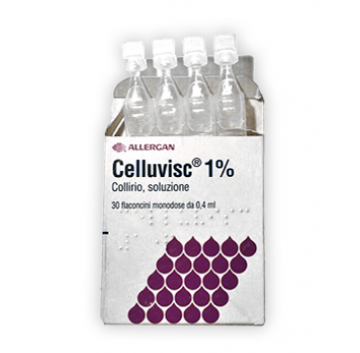 CELLUVISC COLL 30FL 0,4ML 1% N
