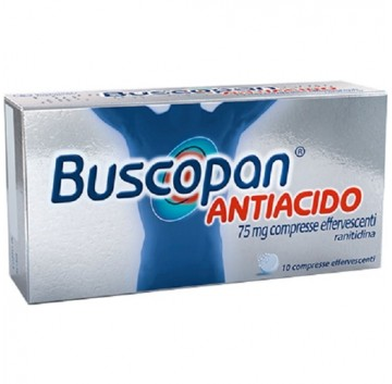 Buscopan Antiac*10cpr Eff 75mg