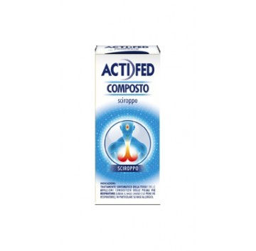ACTIFED COMPOSTO*SCIR. 100ML