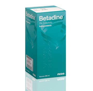 BETADINE COLLUT 200 ML