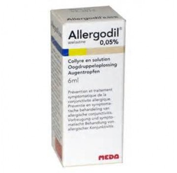 ALLERGODIL*COLL. 6ML 0,05%