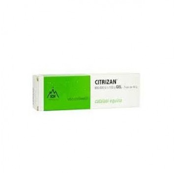 CITRIZAN*GEL DERM. 50 G